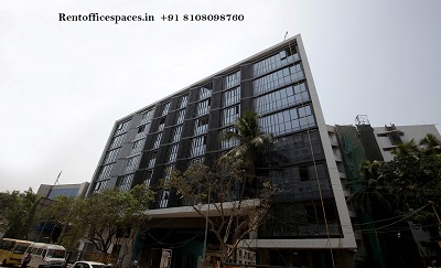 Central Park Business Spaces andheri